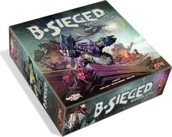 Cool Mini Or Not B-sieged: Darkness and Fury Expansion