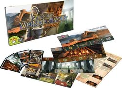 Repos Production 7 Wonders Wonder Pack Expansion