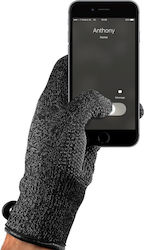 Double Layered Touchscreen Gloves - Mujjo-Small