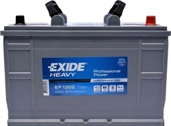 Exide Professional Power 120Ah EF1202