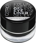 Catrice Cosmetics Gel Eyeliner Waterproof 010 Black Jack with Jack Black