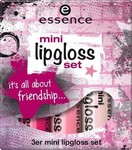 Essence Mini Lipgloss Set 08 We Rock The World
