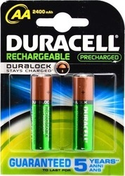 Duracell StayCharged AA 2400mAh (2τμχ)