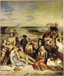 Delacroix: Massacre At Scio 1500pcs (26011) Ricordi