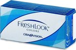 Freshlook Colors Μηνιαίοι 2pack