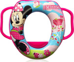 Lorelli Bertoni Disney Soft Toilet Trainer with Handles Minnie