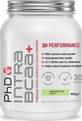 PhD Nutrition Intra BCAA + 450gr Coconut Lime