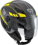 AGV Blade Multi Human Black Metal/Silver/Yellow