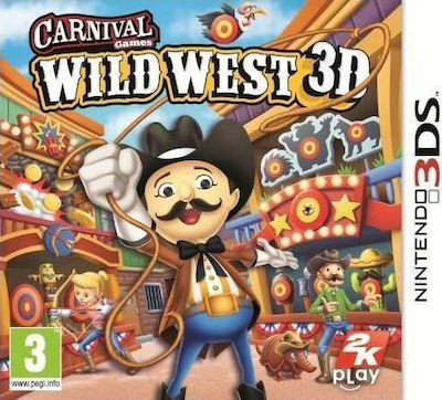 Carnival Games Wild West 3DS
