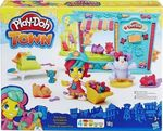 Hasbro Play-Doh Town Pet Store