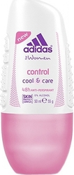 Adidas Control Cool & Care 48h 50ml