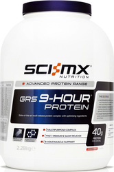 Sci-MX GRS 9-Hour Protein 2280gr Μπανάνα