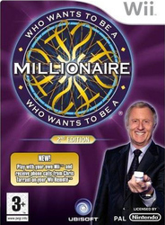 Who Wants to Be a Millionaire 2nd Edition Wii