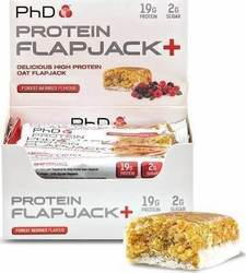 PhD Protein Flapjack+ 75gr Forest Berries
