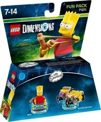 Lego Dimensions - Fun Pack The Simpsons Bart