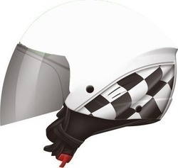 Corsa CX100 White Flag