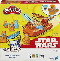 Hasbro Play-Doh Star Wars Cans