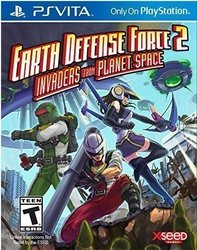 Earth Defense Force 2 Invaders From Planet Space PSVita