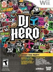 DJ Hero (Game Only) Wii