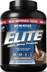 Dymatize Elite Whey Protein 5Lbs Butter Cream Toffee