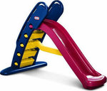 Little Tikes Easy Store Giant Slide - Red