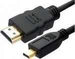 De Tech HDMI 2.0 Cable HDMI male - micro HDMI male 1.5m (18079)