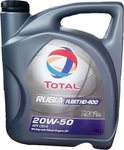 Total Rubia Fleet Hd 400 20W-50 4lt