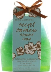 Bomb Cosmetics Secret Garden Shower Soap 140gr