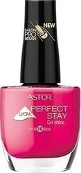 Astor Perfect Stay Gel Shine 202 Pink With Envy