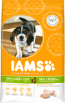 Iams Puppy & Junior Small and Medium breed Rich in Chicken 1kg