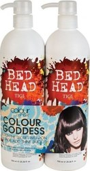 Tigi Bed Head Combat Colour Goddess Duo Shampoo 750ml & Conditioner 750ml