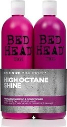 Tigi Bed Head Recharge High Octane Duo Shampoo 750ml & Conditioner 750ml