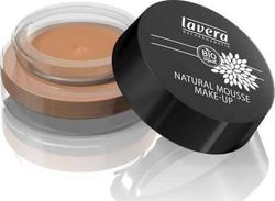 Lavera Natural Mousse Make Up Cream Foundation 05 Almond 15gr