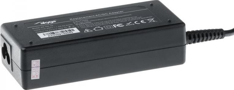 Akyga AC Adapter 65W (AK-ND-05) - Πληρωμή και σε έως 36 Δόσεις!!!