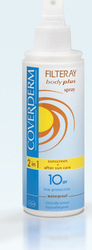 Coverderm Filteray Body Plus Spray SPF10 150ml