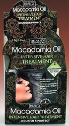 Beauty Formulas Oil Hair Treatment 6gr & 18gr