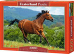 Reddish - Brown Horse 1000pcs (102396) Castorland