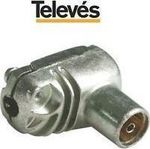 Televes Coaxial female (4133)