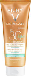 Vichy Ideal Soleil Ultra-Melting Milk Gel SPF30 200ml