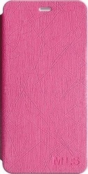 MLS Leather Case Pink (iQTalk Diamond 4G 5.2'')