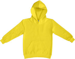 Παιδικό Hooded Sweatshirt SG SG27K - Yellow