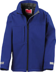 Παιδικό Classic Softshell Result R121J/Y - Royal