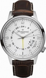Fromanteel Globetrotter Series Gmt White GT-0601-009