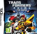 Transformers Prime The Game DS
