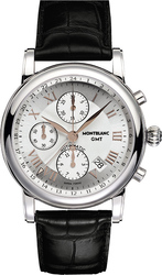 Mont Blanc Star Chronograph Gmt Automatic 36967