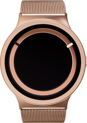Ziiiro Eclipse Steel Rose Gold Z0012WRR