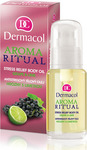 Dermacol Aroma Ritual Stress Relief Body Oil Grape & Lime 50ml