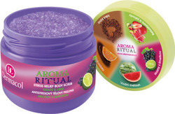 Dermacol Aroma Ritual Stress Relief Body Grape & Lime 200gr