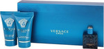 Versace Eros Men Eau de Toilette 5ml & Shower Gel 25ml & After Shave Balm 25ml