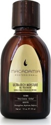 Macadamia Professional Ultra Rich Moisture Oil Treatment 30ml